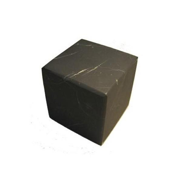 Unpolished Shungite Cube 30 Mm Store Shungite Com